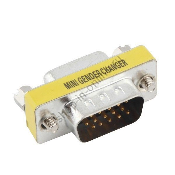 VGA / SVGA 15 контакт. порт