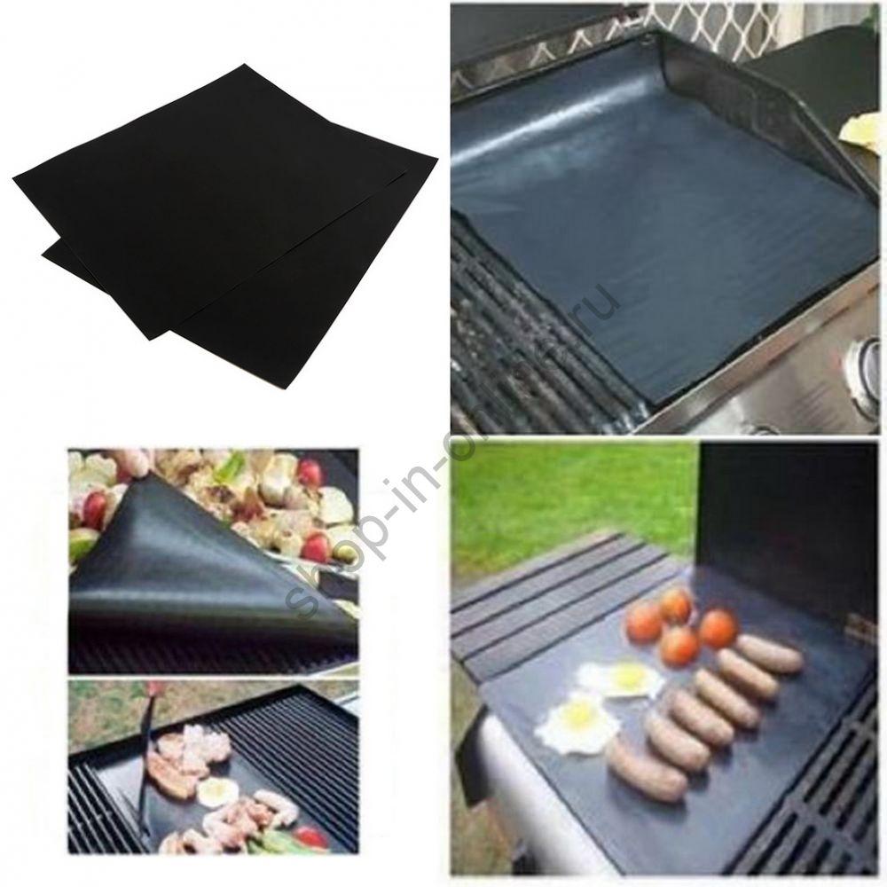 Коврик для приготовления на гриле барбекю 2 шт  ZK50000