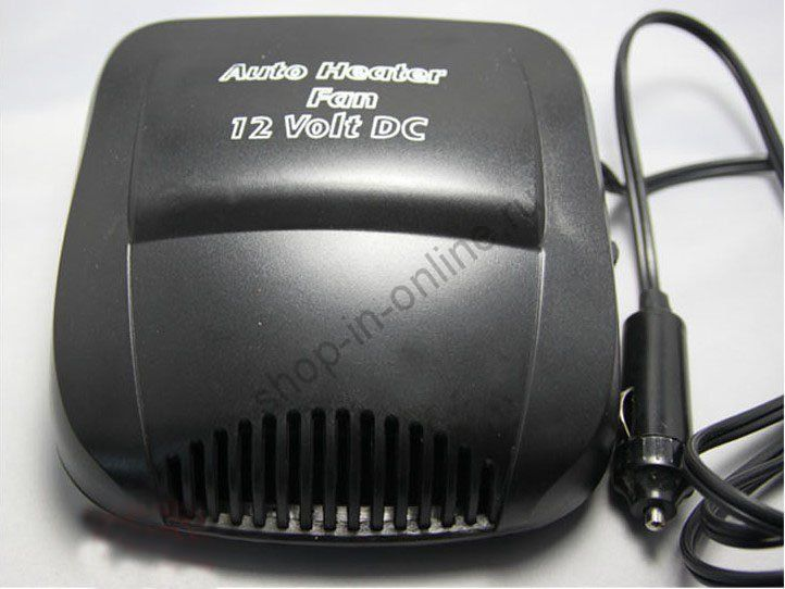 Керамический тепловентилятор Fan Heater для авто