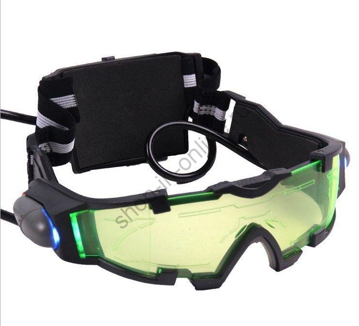 Очки ночного видения с LED подсветкой