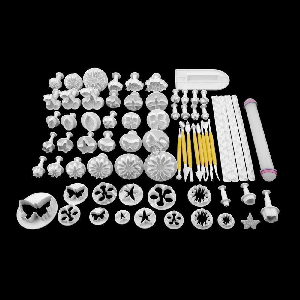 Набор для изготовления кондитерских украшений 68 шт ZK24100